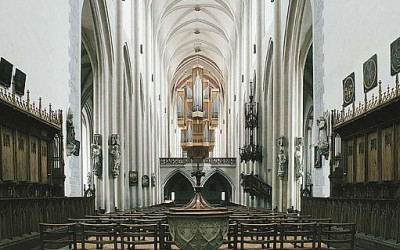 Tolle Kirche, tolle Orgel!